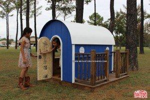 Playhouse20 | Mega Storage Sheds