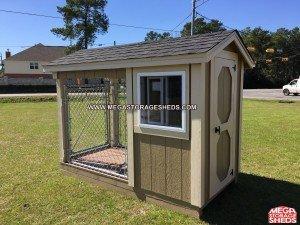 Dog Kennel10 | Mega Storage Sheds