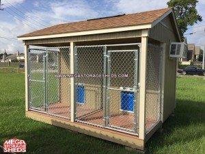 Dog Kennel11 | Mega Storage Sheds