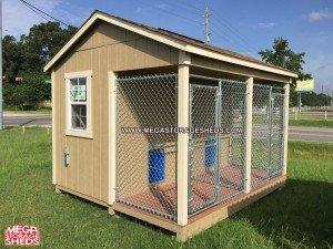 Dog Kennel12 | Mega Storage Sheds
