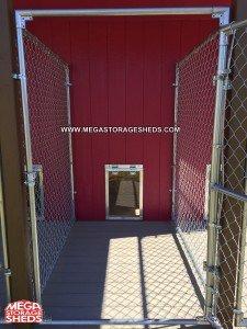 Dog Kennel3 | Mega Storage Sheds