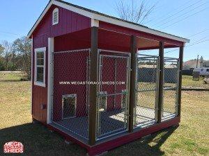 Dog Kennel4 | Mega Storage Sheds
