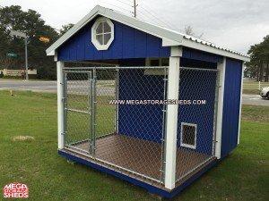 Dog Kennel7 | Mega Storage Sheds